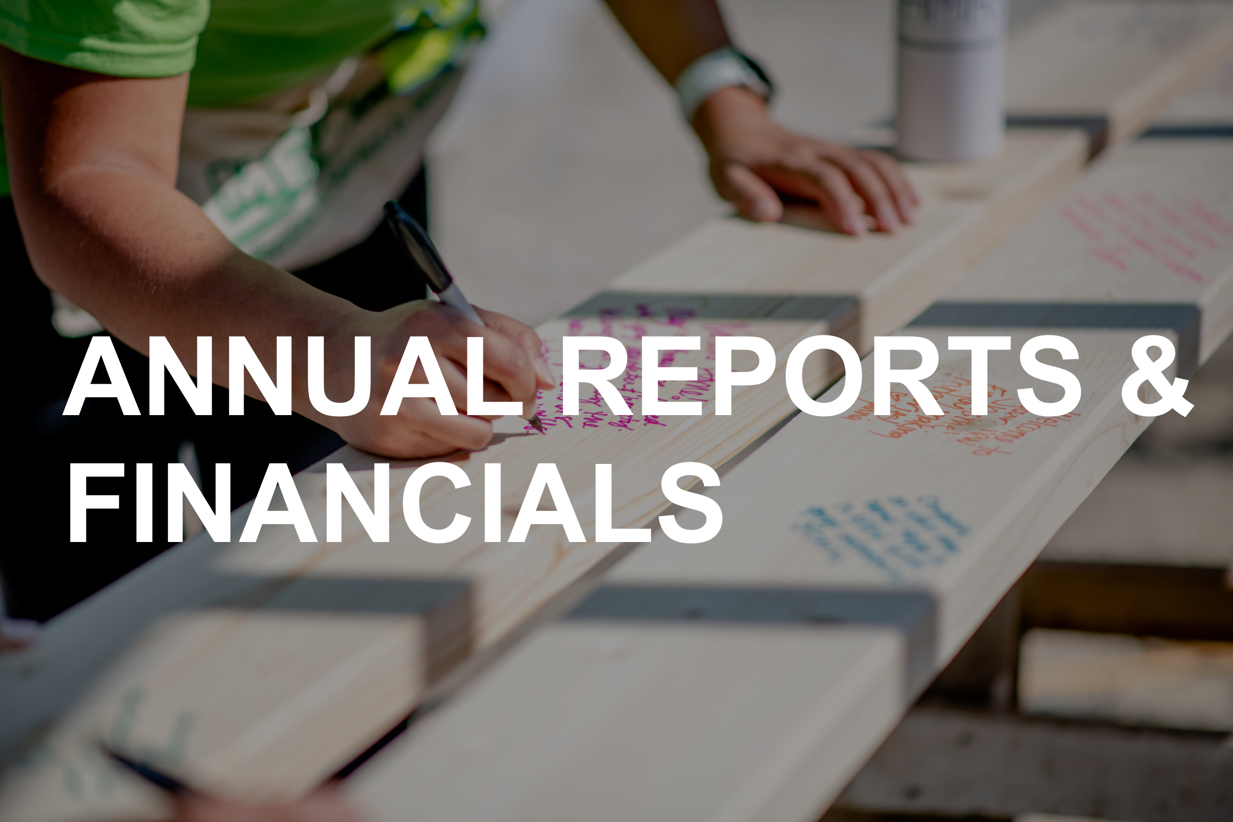 Annual Reports & Financials