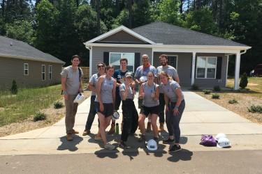 Habitat Chicago AmeriCorps at Build-a-Thon 2019